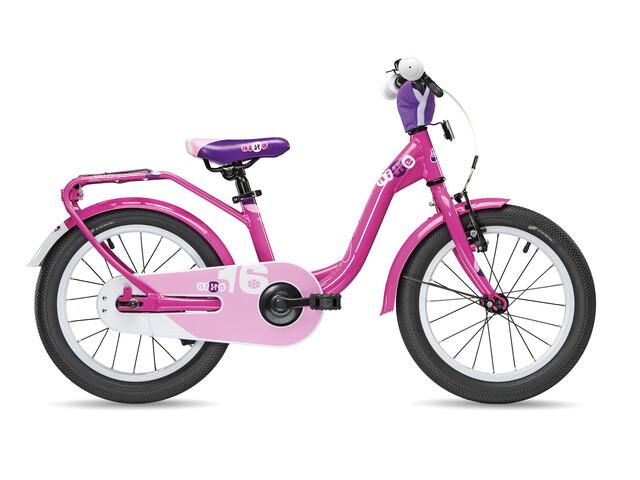 s'cool niXe 16 - Vélo enfant - alloy rose